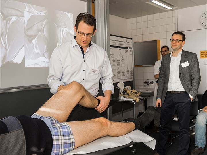Pre-Course at the Hip Symposium Bern 2018