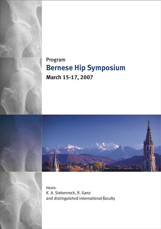 Hip Symposium Bern 2007