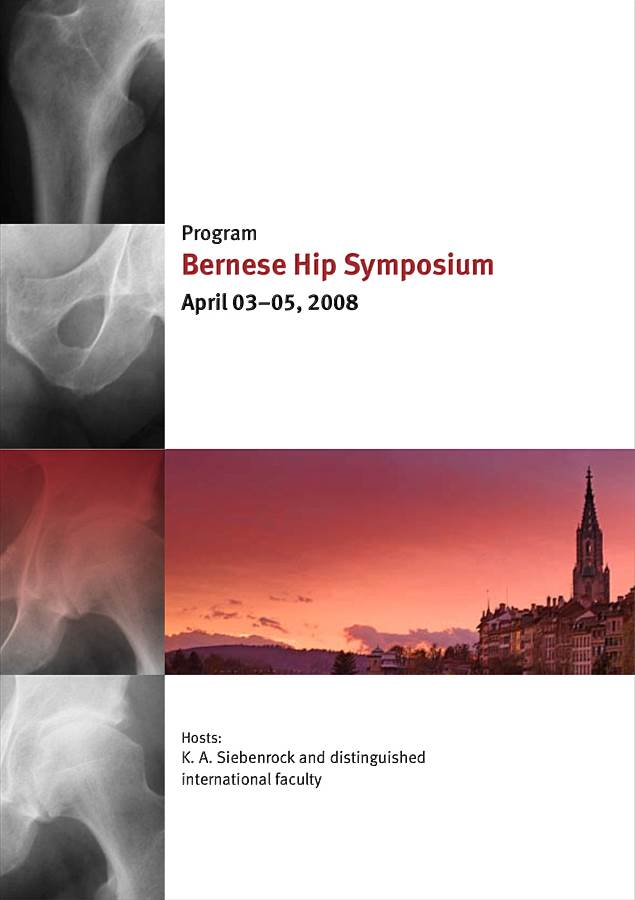 Hip Symposium Bern 2008