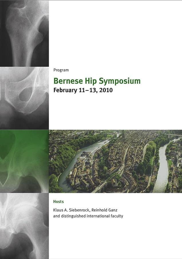 Hip Symposium Bern 2010