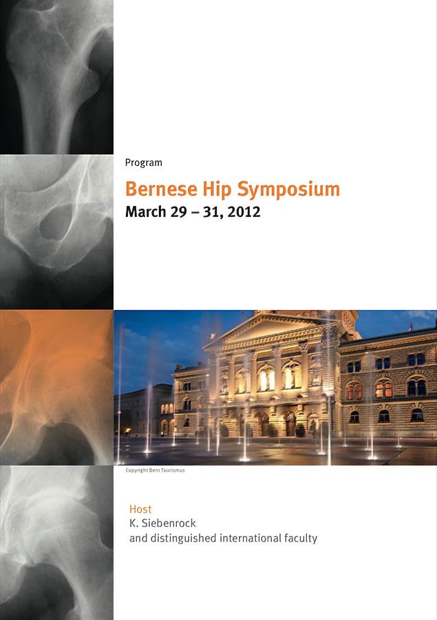 Hip Symposium Bern 2012