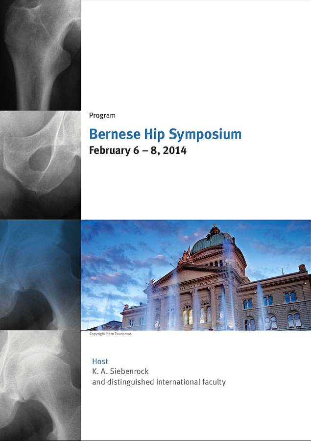 Hip Symposium Bern 2014