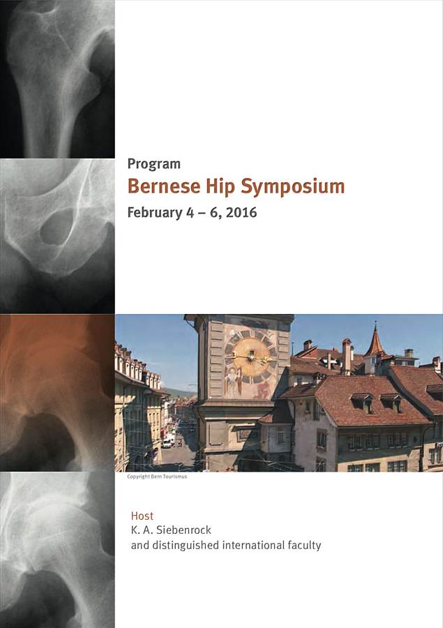 Hip Symposium Bern 2016